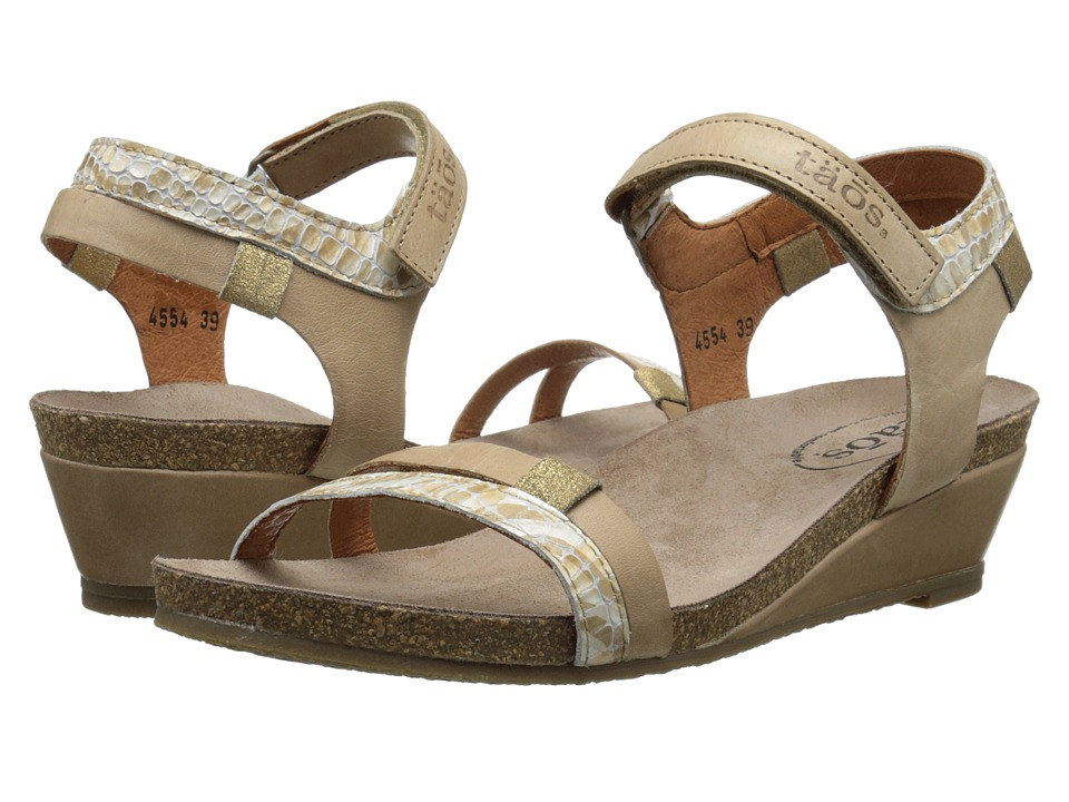 taos Footwear - Gala (Taupe Multi) Women