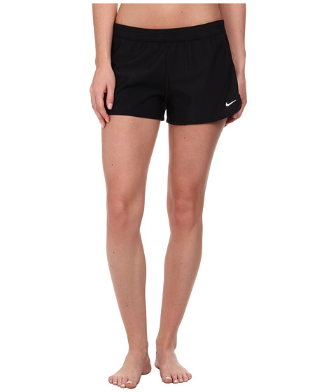 Nike - Core Swim Short (Black) Women's Swimwear