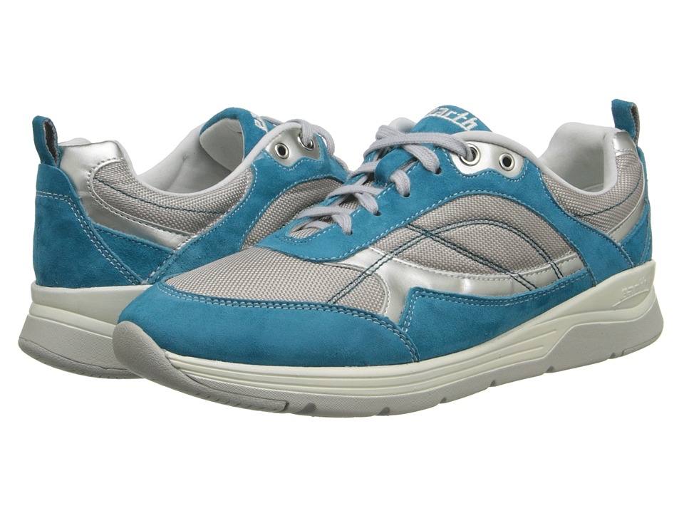 Earth - Traveler (Turquoise) Women's Lace up casual Shoes