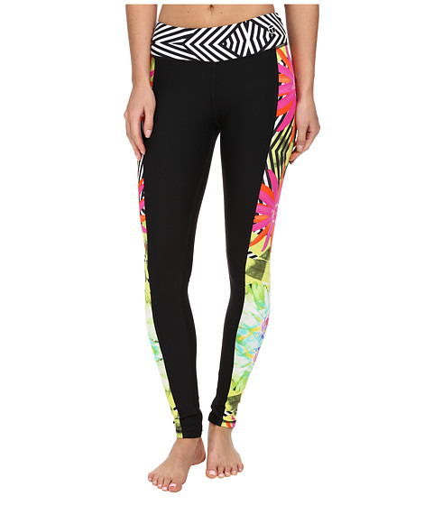 Trina Turk - Tropicana Full Length Legging (Multi) Women's Workout