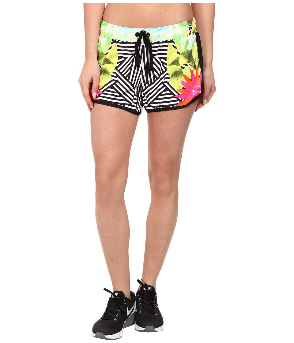 Trina Turk - Tropicana Mesh Sided Short (Multi) Women's Shorts