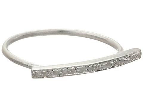 Dogeared - Balance Horizontal Bar Ring (Sterling Silver) Ring