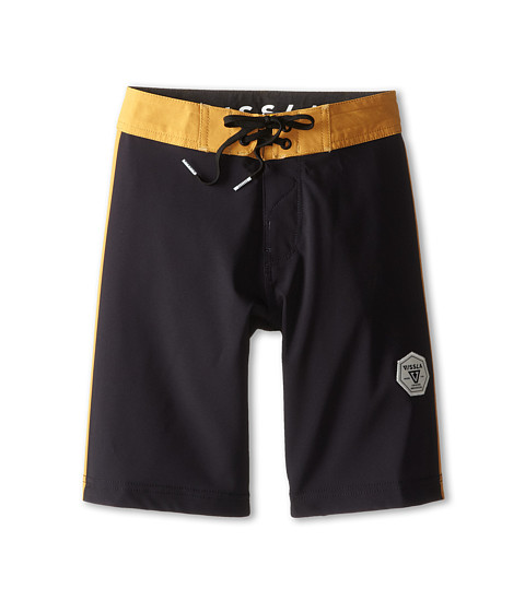 VISSLA Kids - Rhyder Boardshort (Big Kids) (Phantom) Boy's Swimwear