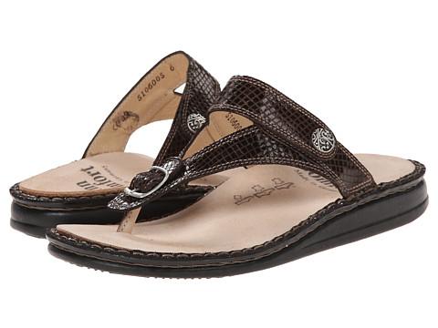 Finn Comfort - Alexandria - S (Cappuccino) Women's Sandals