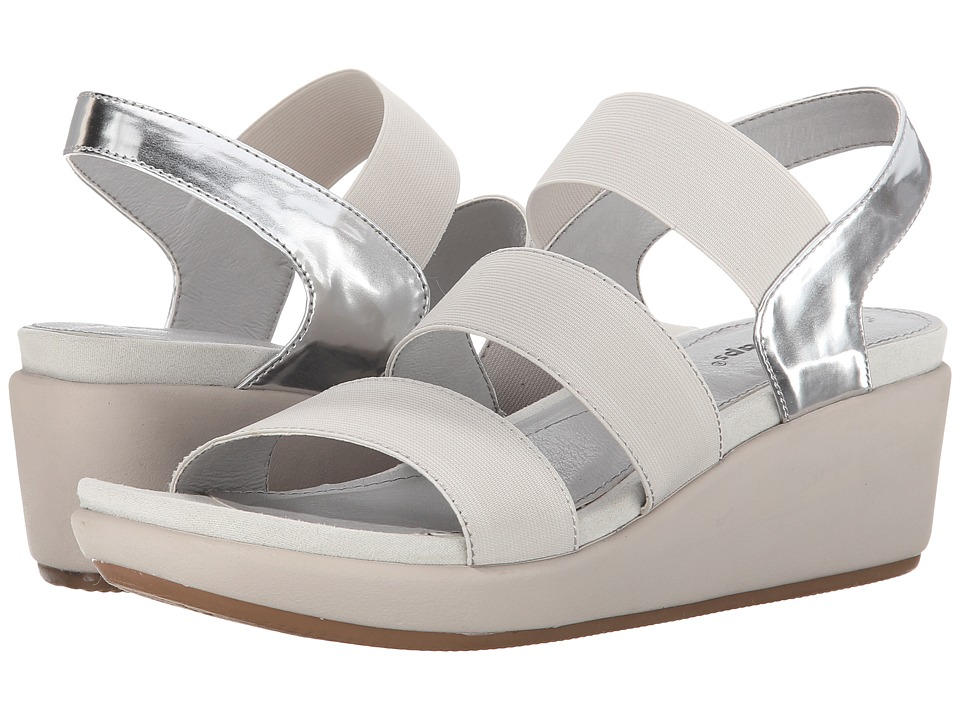 Bare Traps - Easley (Warm Grey/Silver) Women's Shoes
