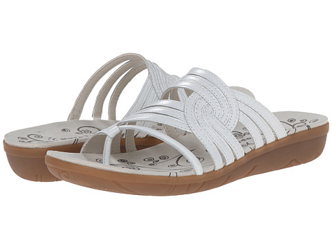 Bare Traps - Janice (White) Women's Shoes