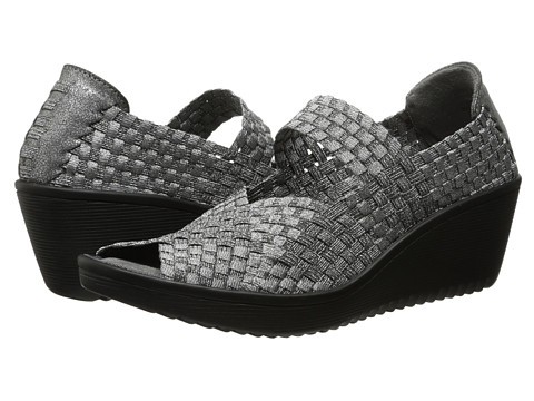 Bare Traps - Umma (Pewter Metallic) Women