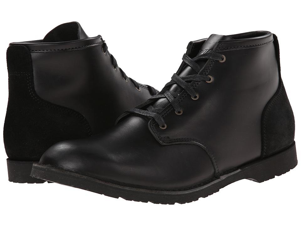 Danner - Forest Heights II (Black) Men's Work Boots