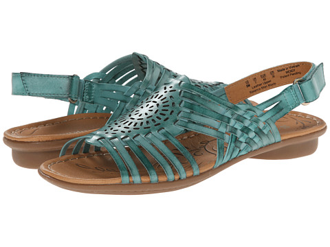 Naturalizer - Wendy (Sailboat Turquoise Leather) Women