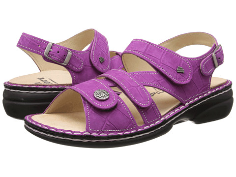 Finn Comfort - Gomera - S (Fuxia) Women's Sling Back Shoes