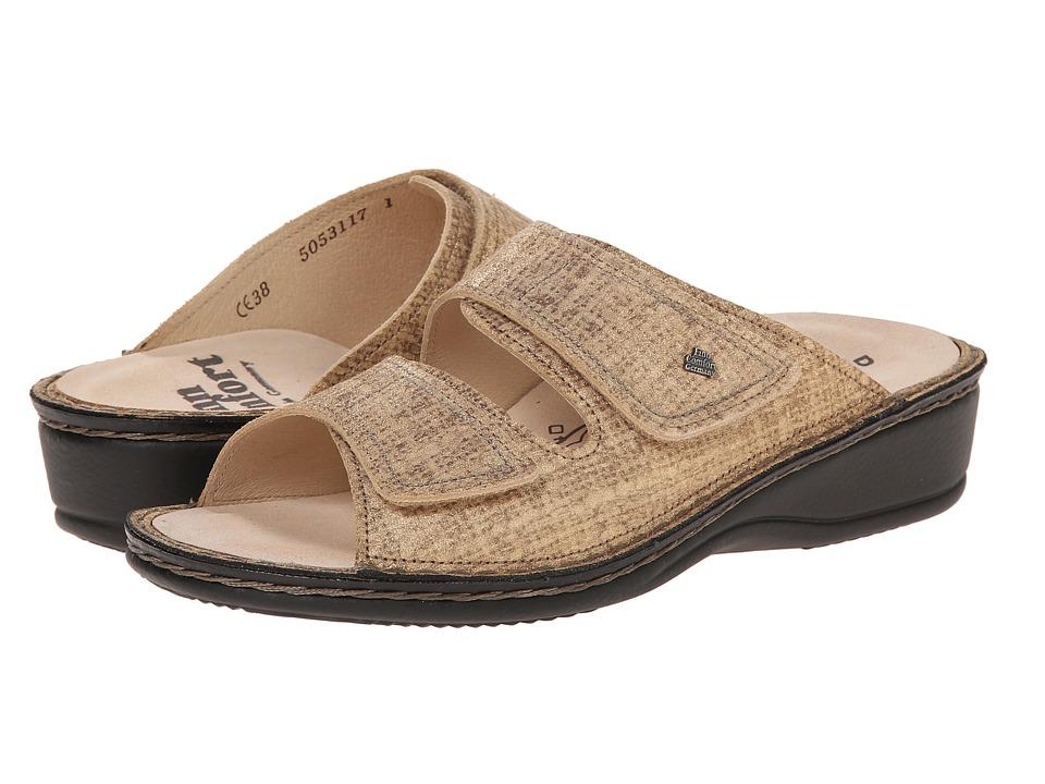 Finn Comfort - Jamaika - S (Gold) Women's Sandals