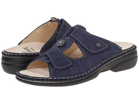 Finn Comfort - Pattaya (Blue) Women's Sandals