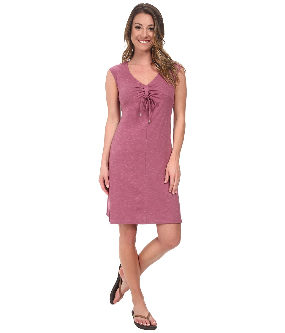 Aventura Clothing - Audra Dress (Damson) Women