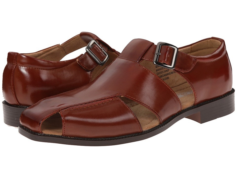 Stacy Adams - Catalina (Cognac) Men