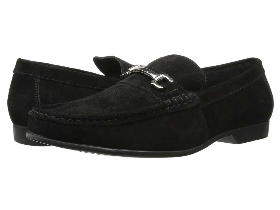 Stacy Adams - Ellston (Black Suede) Men