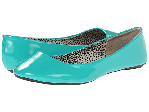 Charles Albert - Cobra Pat (Teal) Women's Shoes