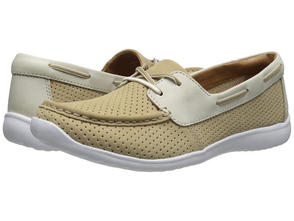 Clarks - Arbor Opal (Tan) Women's Shoes