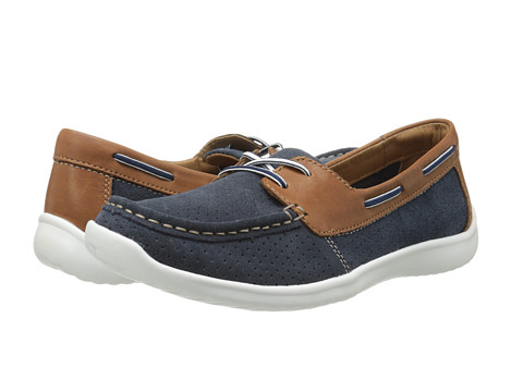 Clarks - Arbor Opal (Navy) Women's Shoes