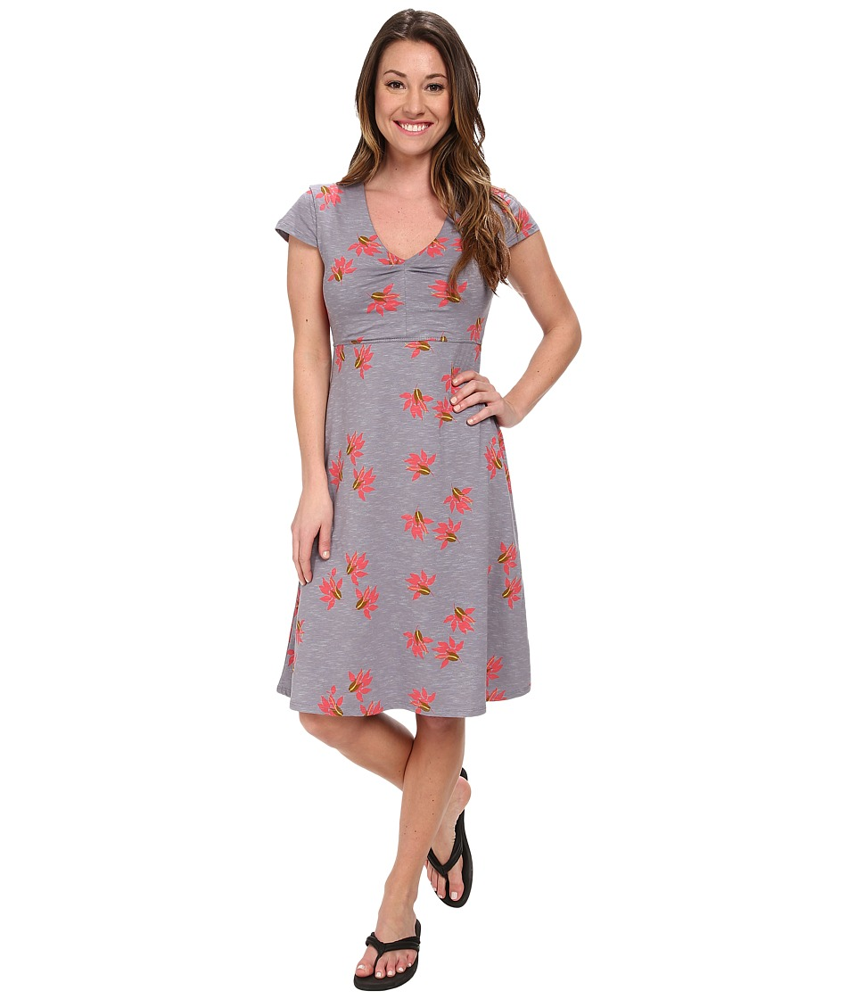 Toad&Co - Rosemarie Dress (Dolphin River Print) Women