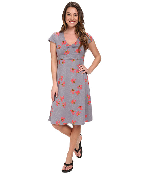 Toad&Co - Rosemarie Dress (Dolphin River Print) Women's Dress