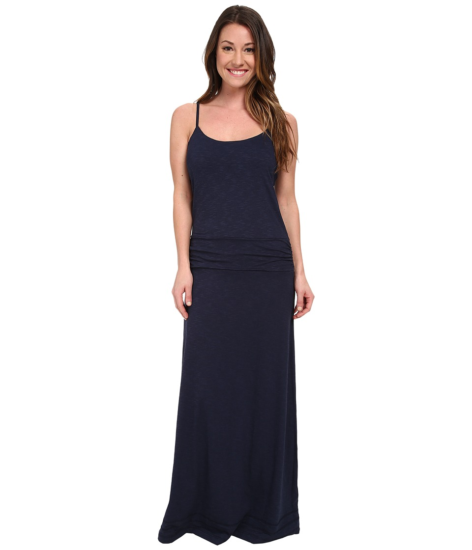 Toad&Co - Long Island Dress (Deep Navy) Women's Dress