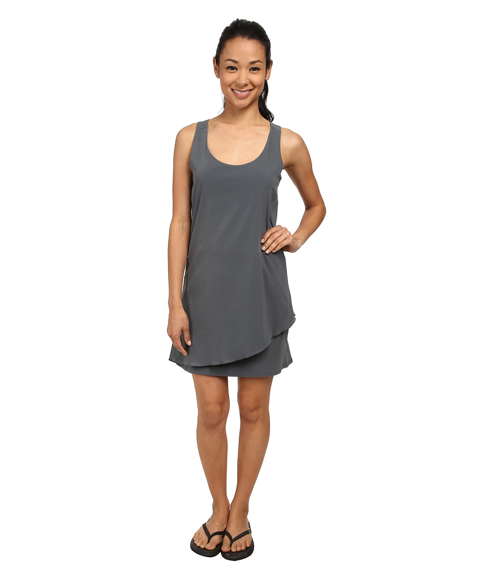 Toad&Co - Whirlwind Dress (Storm Grey) Women's Dress