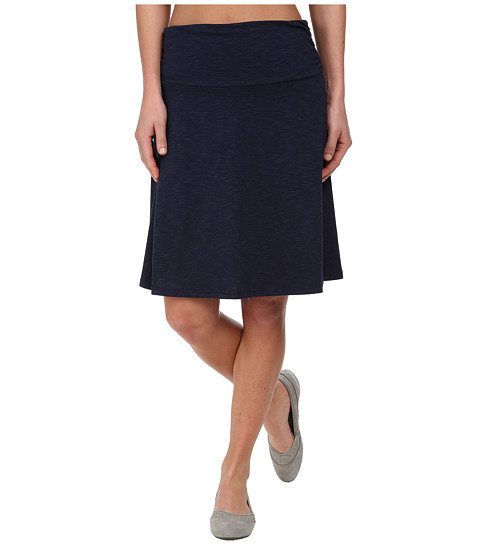 Toad&Co - Chaka Skirt (Deep Navy) Women's Skirt