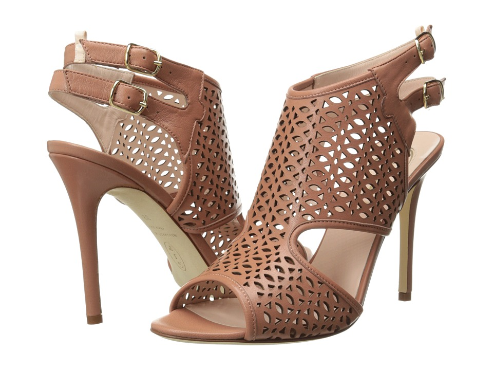 SJP by Sarah Jessica Parker - Joanna (Rum Raisin) Women's Shoes
