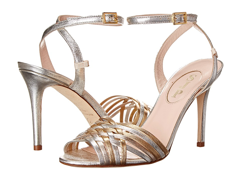 SJP by Sarah Jessica Parker - Maud (Silver Metallic) Women's Shoes