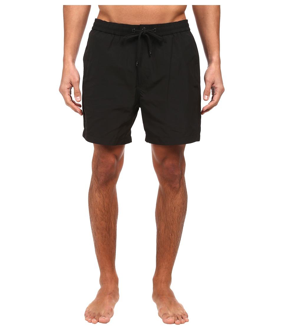 Michael Kors - Swim Surf Short (Black) Men