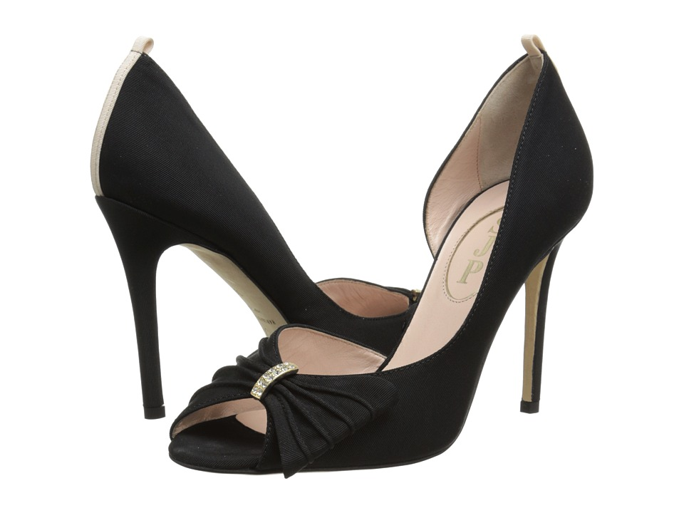 SJP by Sarah Jessica Parker - Doris (Black) Women's Shoes
