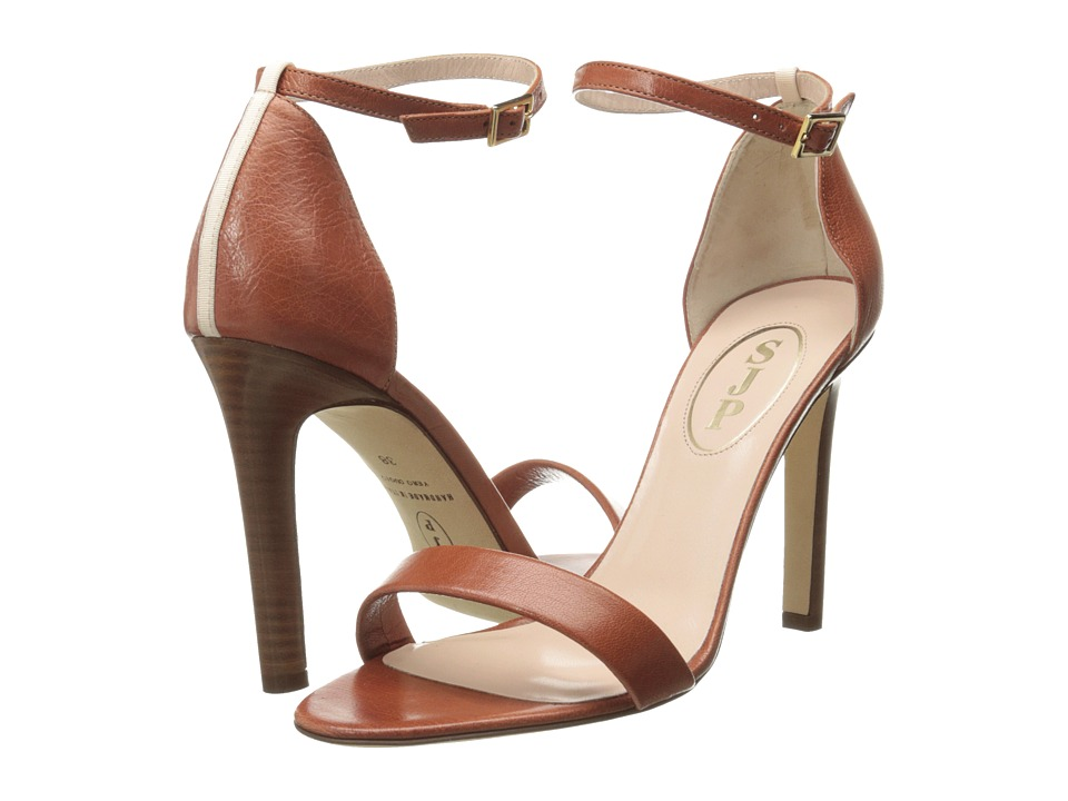 SJP by Sarah Jessica Parker - Lizzie (Terracotta) Women's Shoes