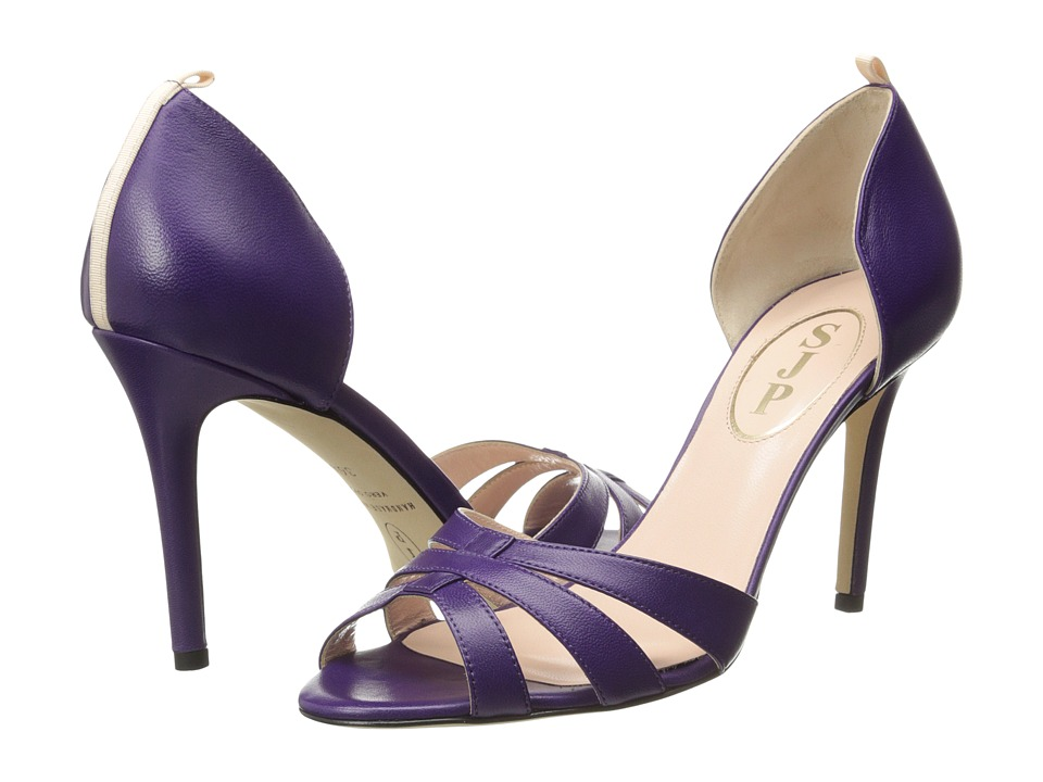 SJP by Sarah Jessica Parker - Amy (Purple) High Heels