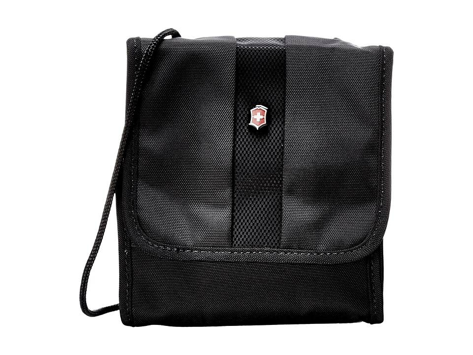 Victorinox - Travel Wallet (Black) Wallet Handbags