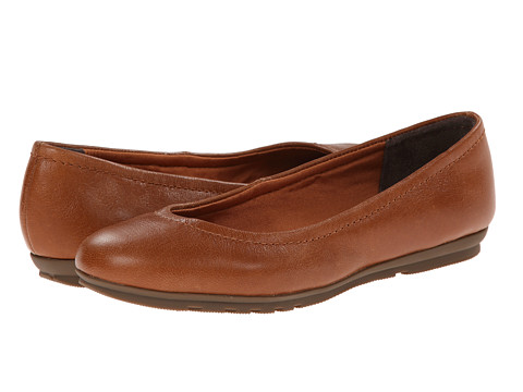 Rockport - Total Motion Ballet (Valigia Tumble Goat) Women's Flat Shoes
