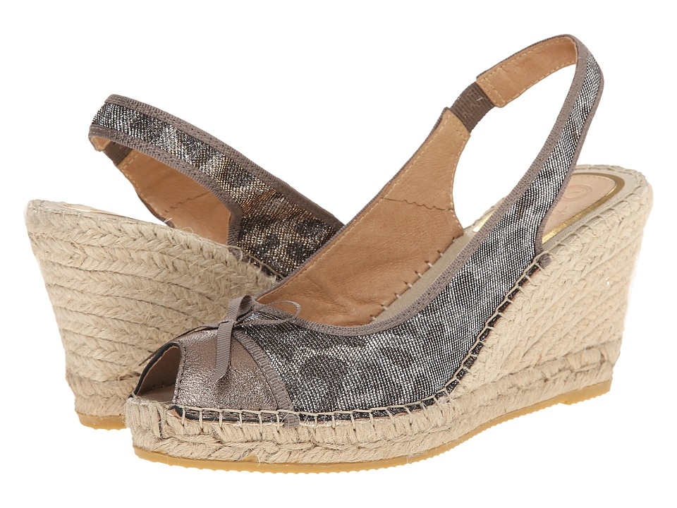 Vidorreta Lexi (Light Brown Leopard Combo) Women