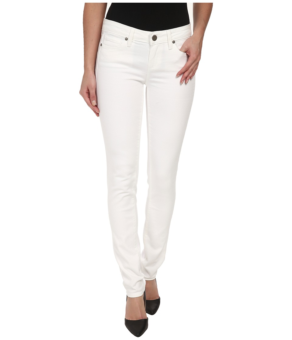 Paige - Skyline Skinny in Optic White (Optic White) Women's Jeans