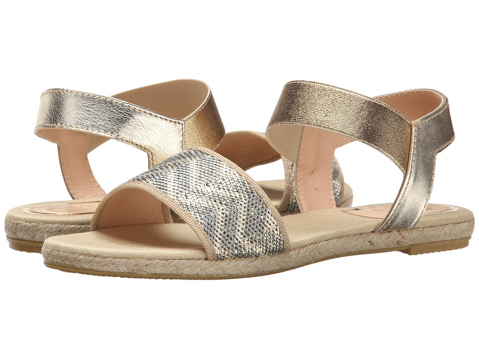 Vidorreta - Lou (Gold Arelquin) Women's Sandals