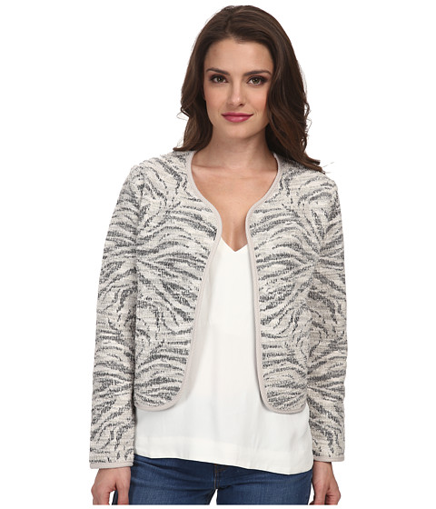 NIC+ZOE - Petite Birch Tree Jacket (Multi) Women's Jacket