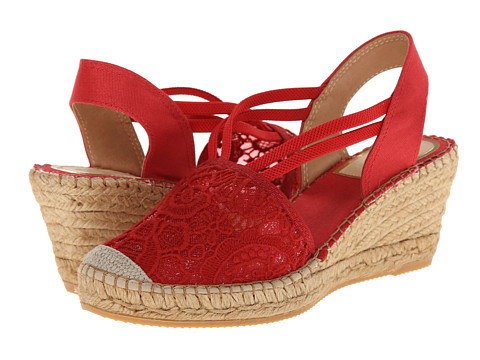 Vidorreta - Lola (Red Lace) Women