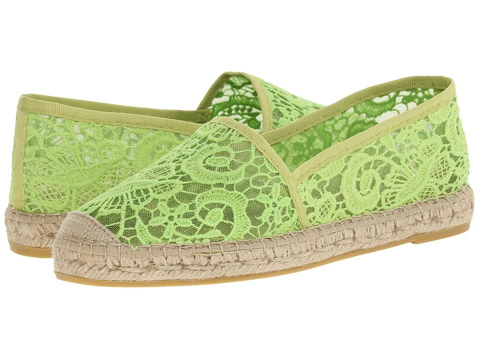 Vidorreta - Lace (Pistachio Lace) Women's Slip on Shoes