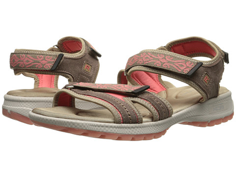 Rockport - Rocsports Lite Sport Web Quarter Strap Sandal (New Taupe Suede) Women's Shoes