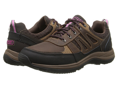 Rockport - XCS Urban Gear Mudguard (Brown) Women's Shoes