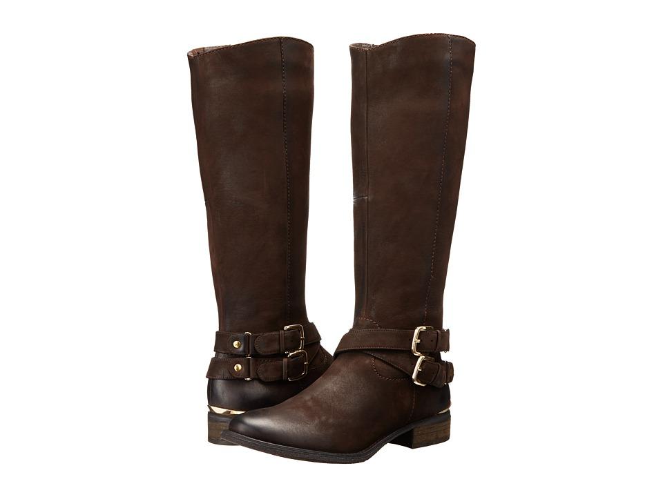 Steve Madden - Avilla (Brown Leather) Women
