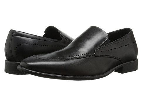 Stacy Adams - Latimer (Black) Men's Slip on Shoes