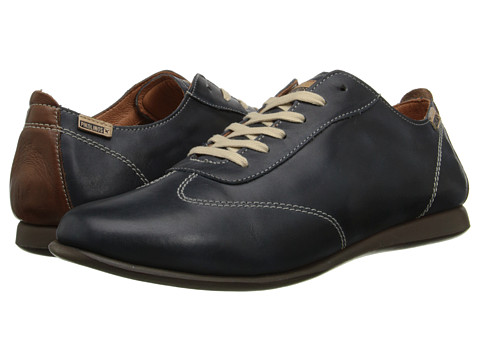 Pikolinos - Mackay M6B-6006 (Navy Blue) Men's Lace up casual Shoes