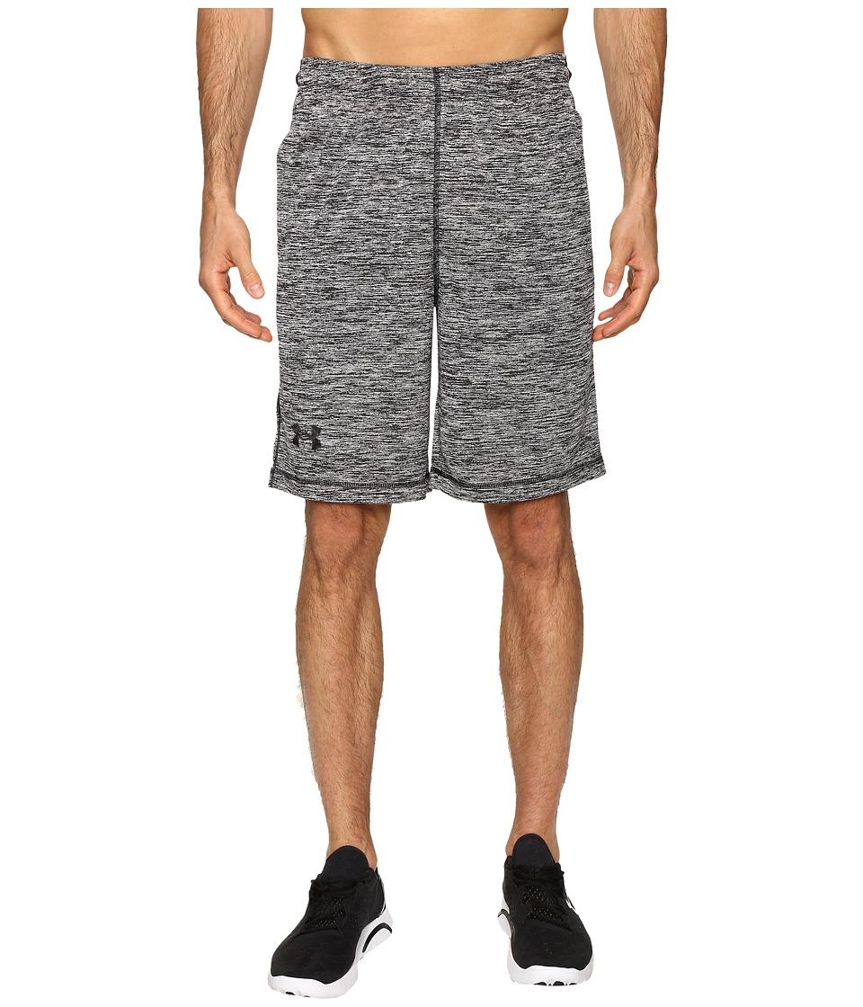 Under Armour - UA Raid Novelty Short (Black/Black/Black) Men's Shorts