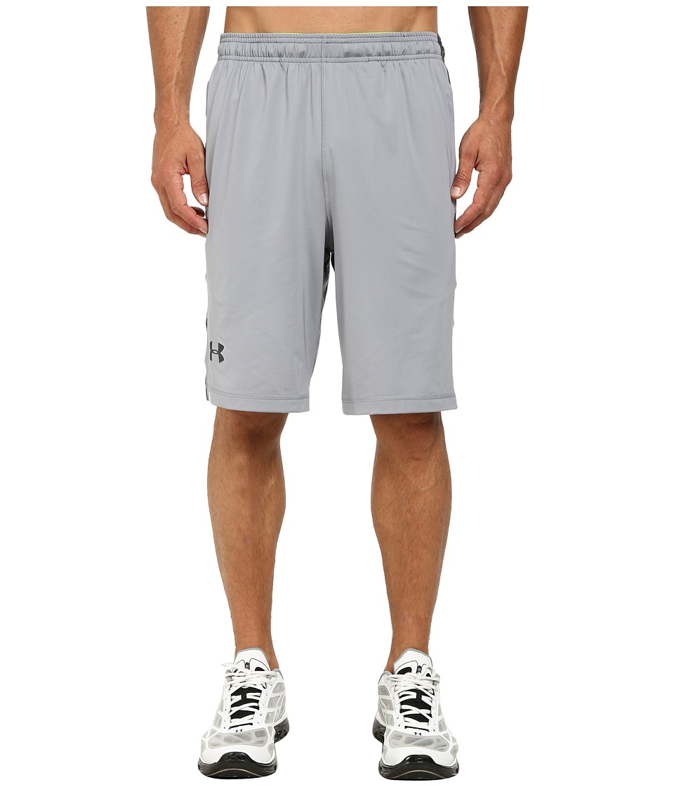 Under Armour - UA Raid Novelty Short (Steel/Steel/Stealth Gray) Men's Shorts
