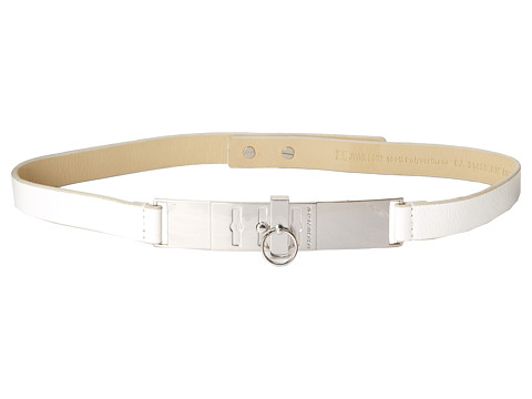 BCBGMAXAZRIA - Toggle Waist Belt (Gardenia) Women's Belts
