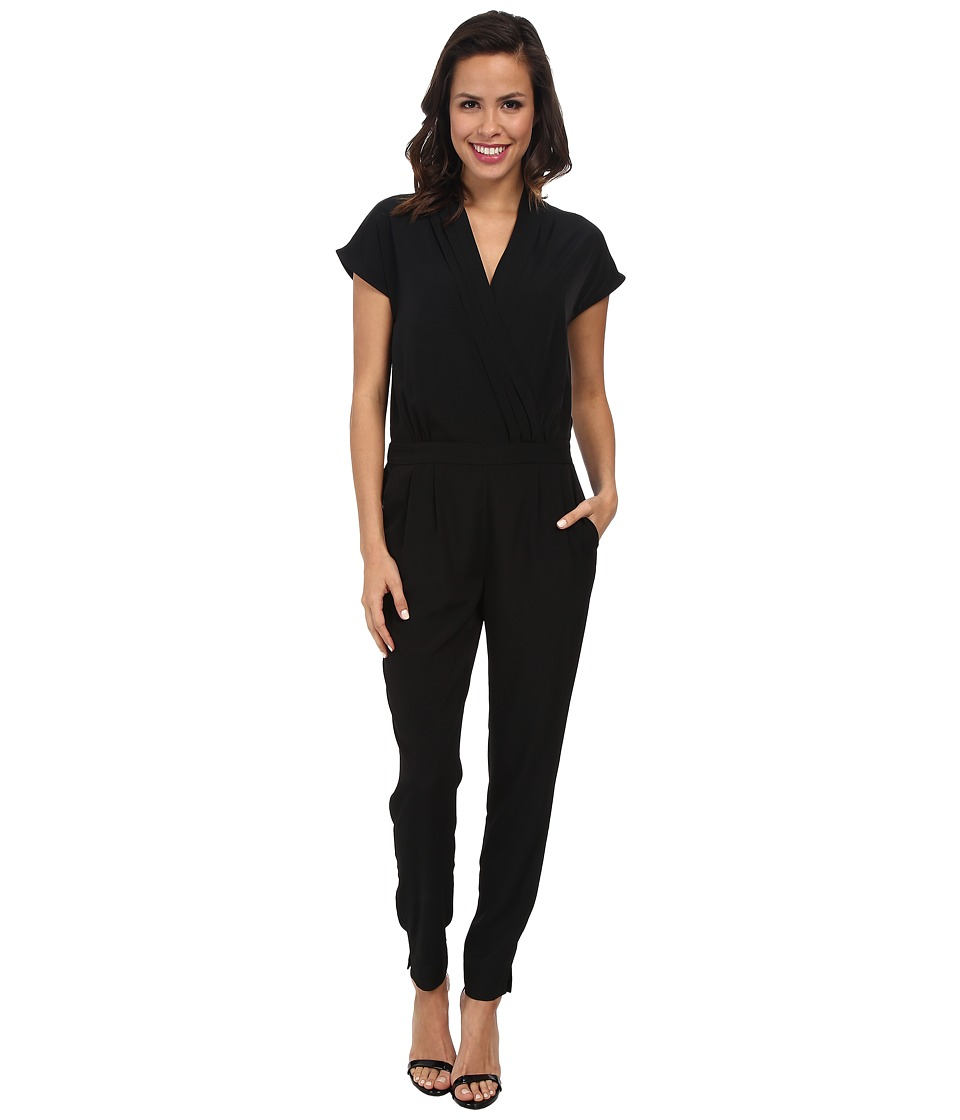 NYDJ - Maia Jumpsuit (Black) Women's Jumpsuit & Rompers One Piece